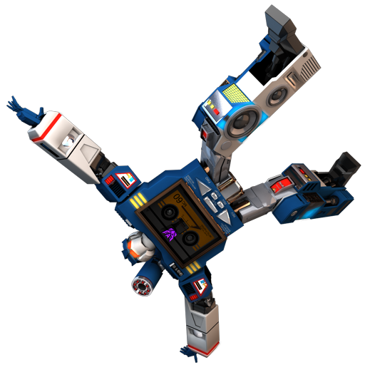 Transformers Soundwave icon
