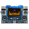 Transformers-Soundwave-tape-front icon