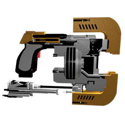 Dead Space Plasma Cutter icon