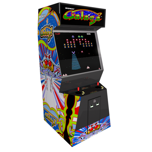 galaga arcade game - photo #8
