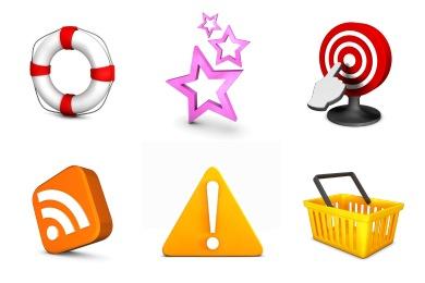 3D Vol.2 Icons