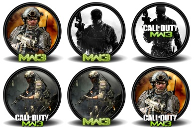 Call Of Duty Modern Warfare 3 Icons