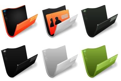 Cryonic Folder Icons