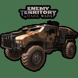 Enemy Territory Quake Wars Strogg 6 icon