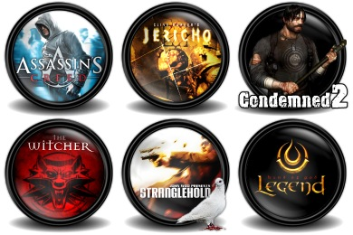 Mega Games Pack 03 Icons