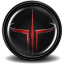 Quake3 black icon