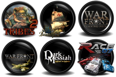 Mega Games Pack 04 Icons