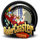 Roller Coaster Tycoon 1 icon