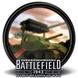 Battlefield 1942 Secret Weapons of WWII 2 icon