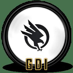 Command Conquer 3 TW new GDI 6 icon