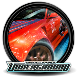 Need for Speed Underground 1 Icon | Mega Games Pack 22