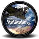 Microsoft Flight Simulator 2004 1 icon