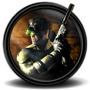 SplinterCell Pandora Tomorrow new 2 icon