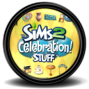 The Sims 2 Celebration Stuff 1 icon