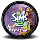The Sims 2 FreeTime 1 icon
