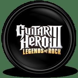 Guitar Hero III 3 icon