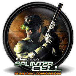 SplinterCell Pandora Tomorrow new 1 icon