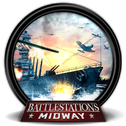 Battlestations Midway 1 icon