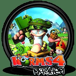 Worms4 Meyhem 1 icon
