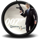 007 Quantum of Solace 1 icon