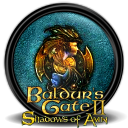 Baldur s Gate 2 Shadows of Amn 1 icon