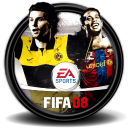 Fifa 08 1 icon
