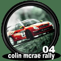 Colin McRae Rally 04 1 icon
