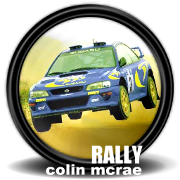 Colin McRae Rally 1 icon