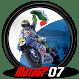 MotoGP 07 1 icon