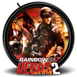 Rainbox Six Vegas 2 1 icon