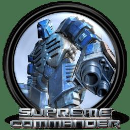Supreme Commander new 1 icon