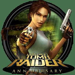 Tomb Raider Aniversary 4 icon
