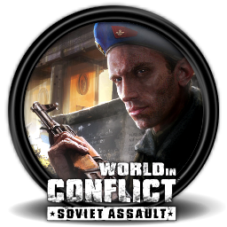 World in Conflict Soviet Assault 1 icon