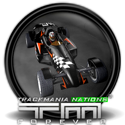 Trackmania Nations Forever 1 icon