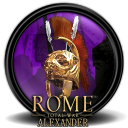 Rome Total War Alexander 1 icon