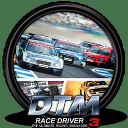 DTM Race Driver 3 1 icon