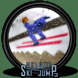 Deluxe Ski Jump 3 1 icon