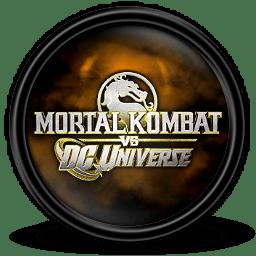 Mortal Combat vs DC Universe 2 icon