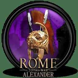 Rome Total War Alexander 1 icon