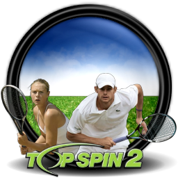 Top Spin 2 1 icon