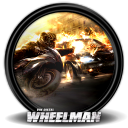 Vin Diesel Wheelman 6 icon