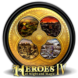 Heroes IV of Might and Magic 1 icon