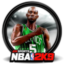 NBA 2K9 1 icon