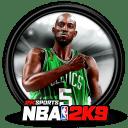 NBA 2K9 1 icon