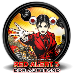 Command Conquer Red Alert 3 Der Aufstand 1 icon
