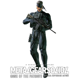 Metal Gear Solid 4 GOTP 6 icon