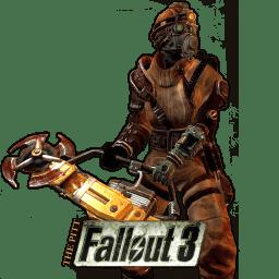 Fallout 3 The Pitt 4 icon
