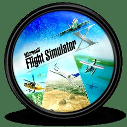 Micosoft Flight Simulator X 1 icon