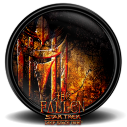 StarTrek Deep Space Nine The Fallen 1 icon