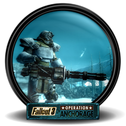 Fallout 3 Operation Anchorage 3 icon